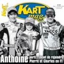 Les commentaires des champions, en kiosque dans Kart Mag 202