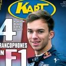 Un dossier sur la catégorie Minime dans Kart Mag #194