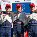 Gounon encore vainqueur, Hubert Champion F4