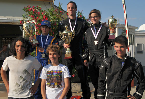 Podium Sport à Valence