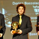 "Boccolacci récompensé au ""WSK Gran Gala"""