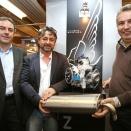 De nouveaux projets pour Modena Engines