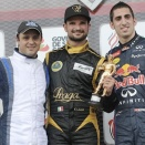 Plusieurs stars de l'auto de nouveau réunis en Karting