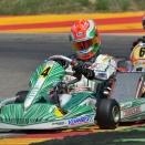 Un nouveau titre Mondial pour le châssis Tony Kart en 2013