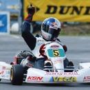 Vettel, Alonso et Ricciardo, comme en Karting !