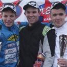 Stars of Karting: Les top-3 en photo