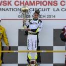 Champions Cup: Après Enaam Ahmed, Max Fewtrell gagne