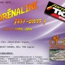 La Formula TKM International à l'essai ce week-end