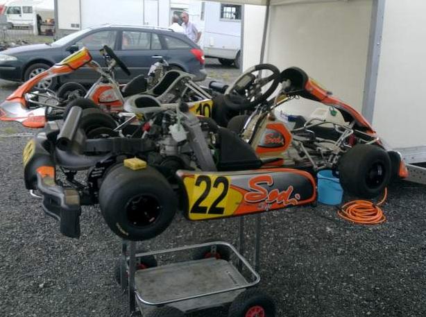 Kart Sodi St32 Rotax Max Kartmag