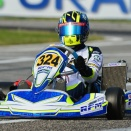 La Conca / KF-Junior: Ahmed double le score en WSK