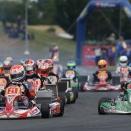 Stars of K. / KZ125: Mich assure devant Fiault