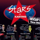 Stars of Karting: Horaires et roulage adaptés