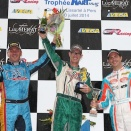 KZ125 Master: Robillot triomphe malgré Savouret