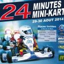 Les 24 mn Mini-Kart, c'est le 30 août au Mans…