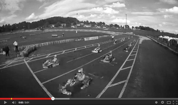 La vidéo de l'Euro Endurance Série à Soucy est en ligne