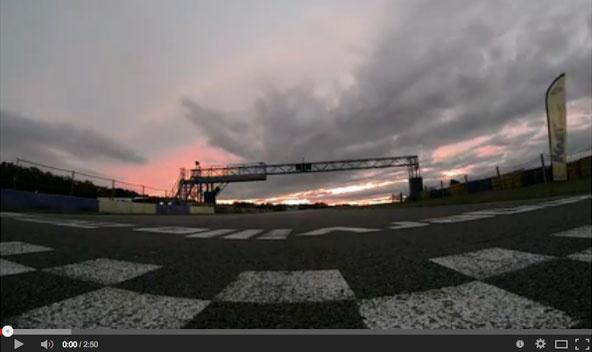 Euro Endurance Série: La vidéo des 2 x 3H de l'Armistice