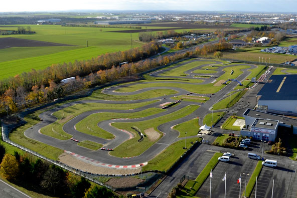 Circuit de Caen-Demouville (Photo © Airkapture)