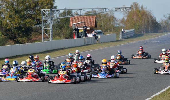 Avant Croix en Ternois fin août et Pau début novembre, la reprise du Long Circuit aura lieu à La Châtre