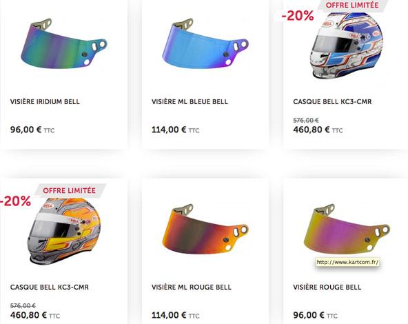 Euro-Kart-importateur-Vrooam-et-Bell-Helmet