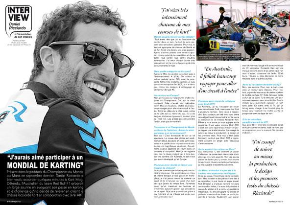 Daniel-Ricciardo-en-interview-dans-Kart-Mag