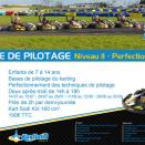 Stages de pilotage pour tous cet été à Kartland