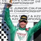 Marco Ardigo: Fin de carrière pour une légende du karting