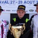 Coupe de France Mini-Kart: Helias sur sa lancée