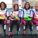 Un équipage 100% féminin aux 24H du Mans Karting