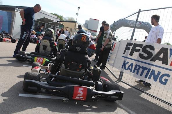 Le Handikart au Mans en 2017