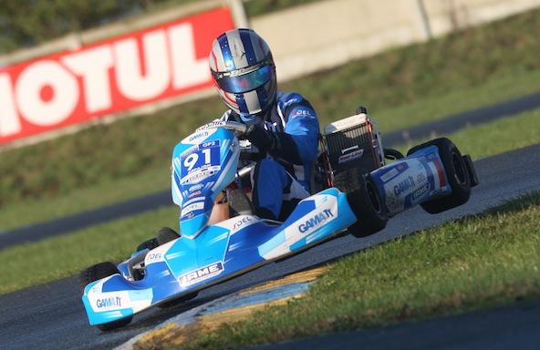 Victoire en GP2 et 3e place au scratch pour le team Gamatt