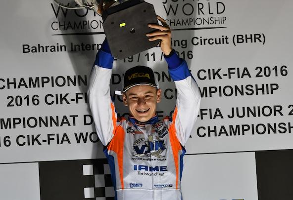 Enorme-Victor Martins Champion du Monde OK Junior-2