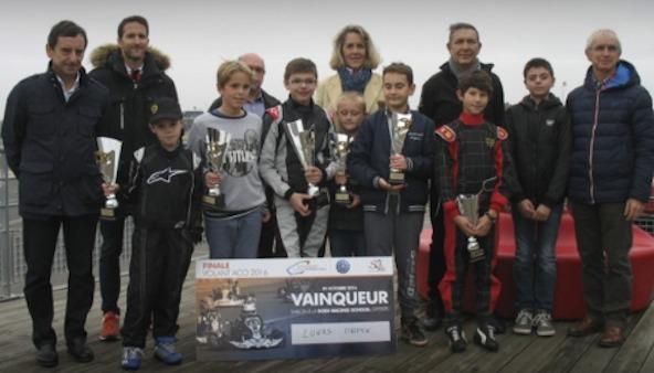Le vainqueur du Volant ACO s appelle Lukas Papin