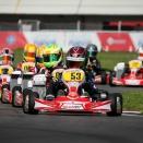 Les Mini Max au Rotax Euro Challenge en 2017