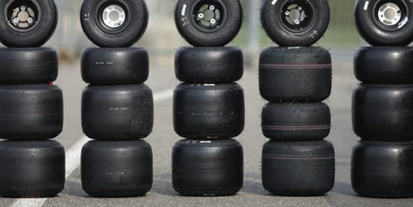 Trois jours de tests de pneumatiques pour la CIK-FIA