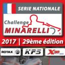 Les dates et circuits du Challenge Minarelli 2017