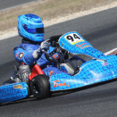 2017: Gros programme en KZ2 pour Adrien Renaudin avec CPB