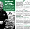 Kart Mag 186: Rencontre avec Olivier Bruneau