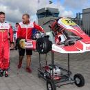Rubens Barrichello est revenu sur le Mondial KZ en Suède