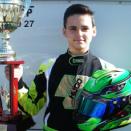 Triple Champion Régional, Hugo Juvin poursuit en Nationale