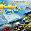 Une offre spéciale pour les 24H Kartland en juin
