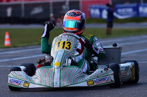 Le Tony Kart Racing Team annonce ses pilotes 2017 | Kartmag