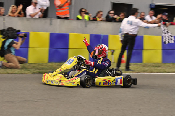 Equipe TCRS aux 24H du Mans