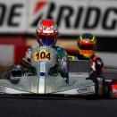 Antonio Fuoco (GP2) s'est fait plaisir à la Winter Cup