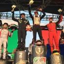 Maranello-Gonzales: Un podium pour débuter 2017