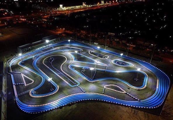 Un nouveau circuit loisir a Bangkok avec Tec Pro-1