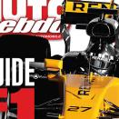Le Guide F1 d'Auto Hebdo est disponible