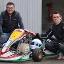 Centre: 2 nouveaux pilotes Handikart engagés
