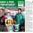 Jarno Trulli en interview dans Kart Mag #188