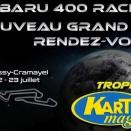 Le Subaru 400 Racing au Trophée Kart Mag !