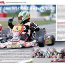 Le plein d'actualités dans le numéro 189 de Kart Mag